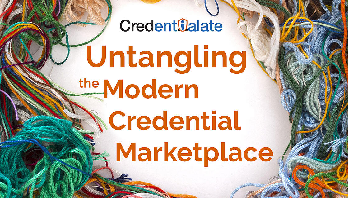 Untangling the Modern Credential Marketplace - Edalex Blog Series