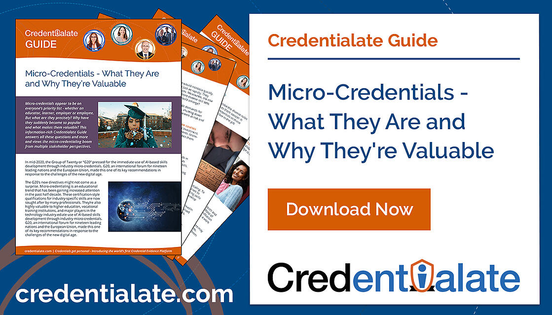 Credentialate Guide: Micro-Credentials - What They Are and Why They're Valuable