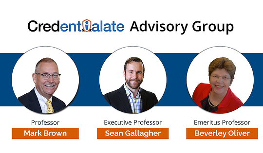 Top international education industry thought leaders join inaugural Credentialate Advisory Group