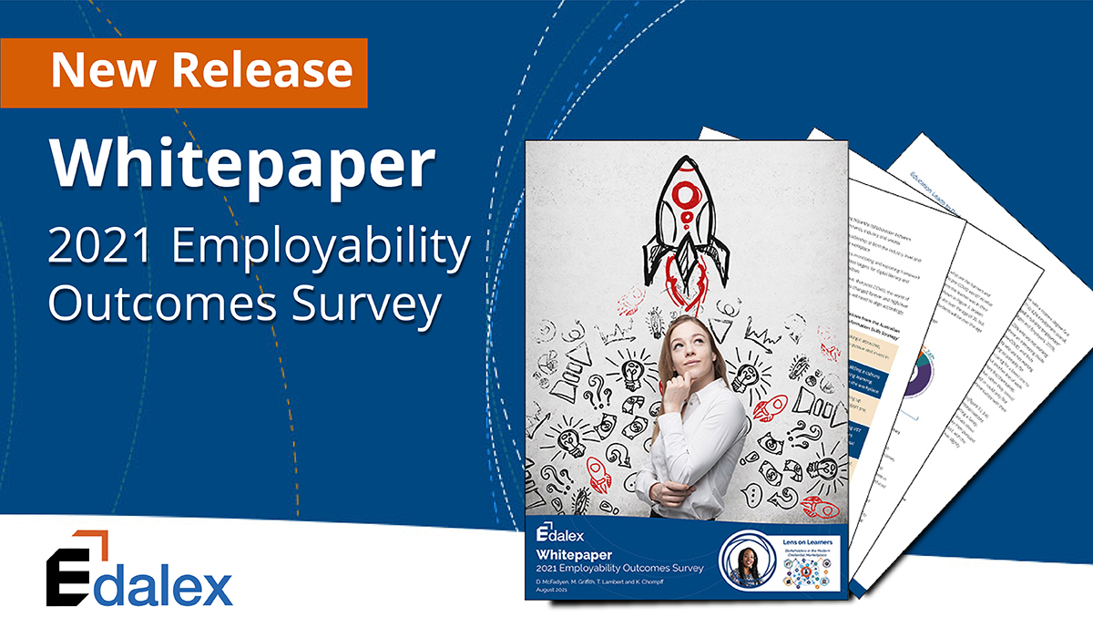 Survey reveals employability driving future learning - but only 1 in 3 can differentiate their skills