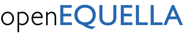 openEQUELLA - Open Source Digital Repository for Educational Content Management