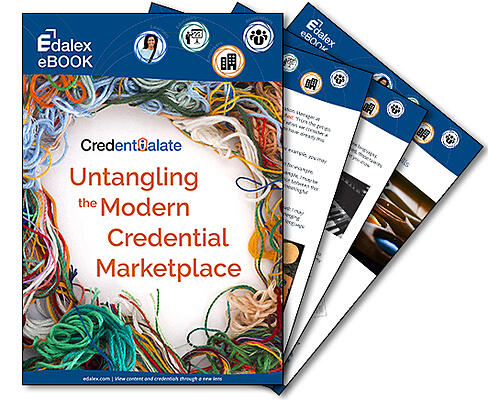 Download Edalex eBook: Untangling the Modern Credential Marketplace